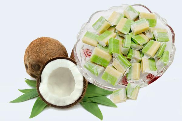 Kẹo Dừa Bến Tre Thương Hiệu Thanh Long