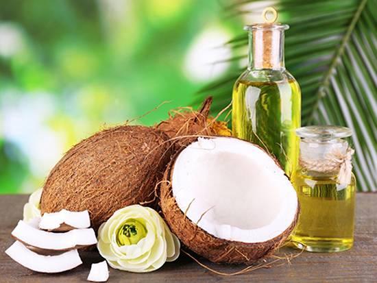 sản phẩm dầu dừa